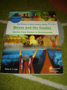 Moses and the Exodus - Stories from Exodus to Deuteronomy / The Children's Bible Explorer Series / Multimedia CD's Inside