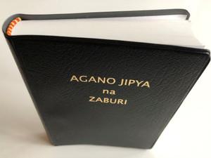 Kiswahili New Testament & Psalms / Agano Jipya na Zaburi / Union version / Bible society of Kenya, Tanzania / Vinyl Bound 2011 / Kitabu cha Agano Jipya la Bwana na Mwokozi wetu Yesu Kristo (9789966400598)