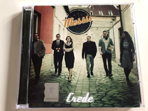 Crede - Messis / Romanian Christian Worship Music / Audio CD 2014 / SS.CD 712 (0000000024761)