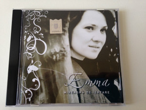 Emma - Mireasma de iertare / Audio CD 2009 / Romanian Christian Worship CD / SS.CD 550 0000000008600