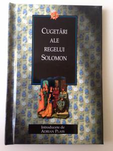 The wisdom of Solomon / Cugetari ale Regelui Solomon / Romanian Language Booklet