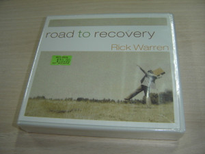 Road to Recovery - Sound Recording / 8 Discs - 1 Transcript CD