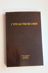 The New Testament in Achi de Cubulco, a language of Guatemala / Achi de Cubulco