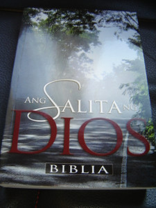 Tagalog Modern Bible Beautiful Road on the cover / ASD New Contemporary Translation / Ang Salita ng Dios BIBLIA / Talaan ng mga Paksa