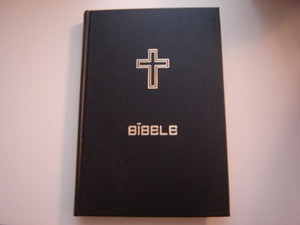 Latvian Bible Treus Version [Hardcover] by American Bible Society