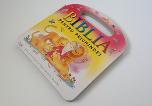 Biblia Pentru Prichindei (Romanian Edition) Romanian Children's Bible for Toddlers