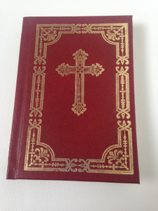 Prayer Book - Missal in Romanian Language / Carte de rugaciuni Pentru Toate Zilele