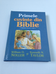My First Bible Words (Romanian Language Edition) Primele cuvinte din Biblie