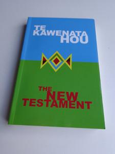 Maori - English New Testament / Te Kawenata Hou - Putanga Whakamaharatanga - Good News Translation GNT