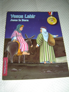 Jesus Is Born / Malay - English Bilingual Bible Story Book for Children / Yesus Lahir Siri Cerita Panting