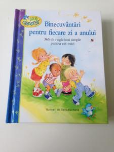 Blessings Every Day - Romanian Language Edition / Binecuvantari Pentru Fiecare zi a Anului