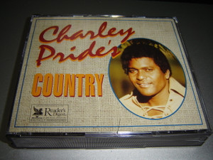 Charley Pride's Country / 3 CD Ultimate Edition / Reader's Digest BMG Canada / 1996