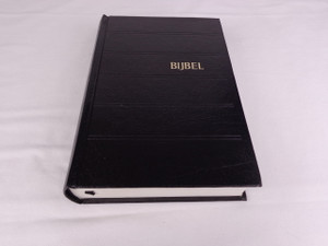 The Holy Bible in Dutch - Bijbel / Black Hardcover Edition