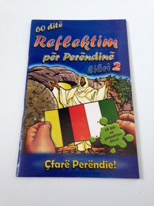 60 Day Wonder Devotional Book 2: What a God / 60 dite Reflektim per Perendine Libri 2: Cfare Perendie!