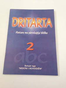 Dritarta - Libri 2 / Albanian Language ABC Book with Biblical Table of Contents Vol. 2