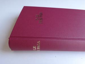 Samoan Bible Revised 1969 Edition with Apocrypha / O LE TUSI PAIA O Le Feagaiga Tuai Ma Le Feagaiga Fou Ma Apokerifa