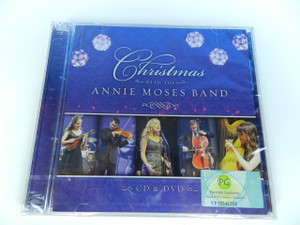 Christmas with the Annie Moses Band CD & DVD