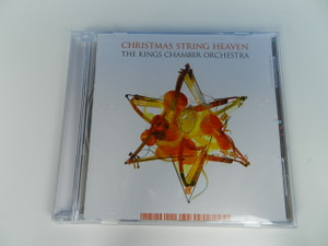 Christmas String Heaven CD by The Kings Chamber Orchestra