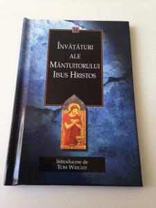 The Wisdom of Jesus / Invataturi ale Mantuitorului Iisus Hristos / Romanian Language Booklet