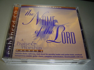 The Name Of The Lord A Praise & Worship Package by Integrity Music