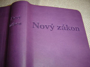 Slovak New Testament, Purple Vinyl