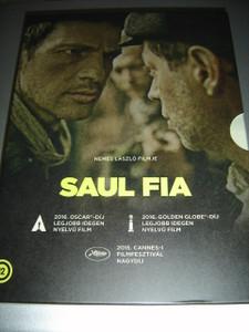 Saul Fia / Son of Saul, Collector's Edition (2 DVD) / Actors: Géza Röhrig, Urs Rechn, Levente Molnár, Sándor Zsótér, Marcin Czarnik / Directors: László Nemes, Krasznahorkai Balazs