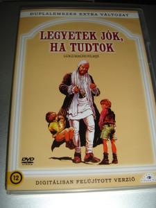 Legyetek Jok, Ha Tudtok / State Buoni Se Pote, Hungarian Release Collector's Edition / Director: Luigi Magni