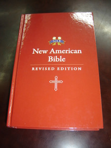 New American Bible (NAB) Revised Edition /  Catholic Bible with Study Notes, Maps and Deuterocanonical Books / 2016 Print