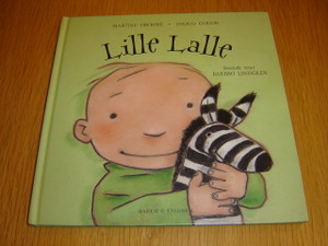 Lille Lalle - Swedish Language Children's Book / One Beautiful Baby