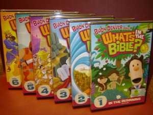 "Buck Denver asks... ""What's in the Bible?"" 1-6 DVD Pack"