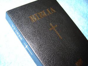 Romanian Bible / Biblia Sau Sganta Scriptura A Vechiului Si Noului Testament ...