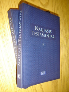 The New Testament in Lithuanian Language - Naujasis Testamentas