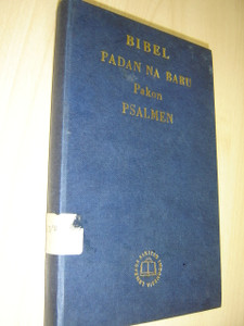 Simalungun Language New Testament with Psalms 053 / Bibel Padan Na Baru Pakon Psalmen