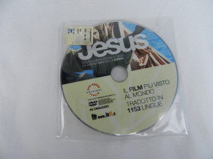 Italian Language Jesus Film: The True Story of Jesus / Jesus: Leggi La Vera Storia Di Gesu