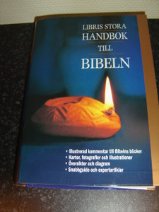 Libris Stora Handbok Till Bibeln / Swedish Language Libris Large Handbook to the Bible