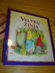 Jesus Speaks to me About Easter - Lithuanian Language Edition / Dziugioji Velyk_ zinia
