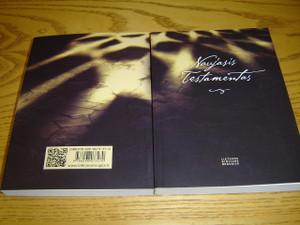 Lithuanian New Testament - Naujasis Testamentas / 2014 Print - Is graiku kalbos verte Ceslovas Kavaliauskas