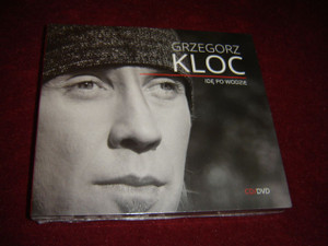 Grzegorz Kloc - Ide Po Wodzie / I'm Going On The Water (CD/DVD) / Polish Christian Praise and Worship