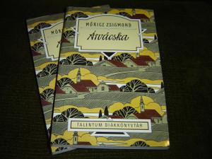 Talentum Diákkönyvtár: Árvácska / Nobody's Daughter / Classic Hungarian Literature