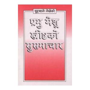 Nepali Gospel of John and The Book of Romans / Nepalese Language Scripture Bo...