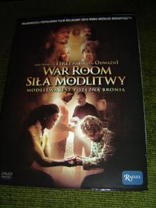 Siła Modlitwy: Modlitwa Jest Potężną Bronią / War Room, Polish Edition