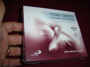 Pismo Swiete: Starego Testamentu / Sacred Scriptures: Old Testament / Polish Language Audio Bible MP3