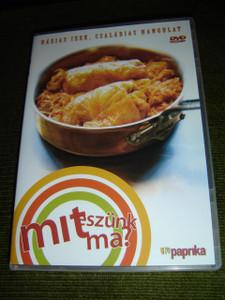TV Paprika: Mit eszünk ma?