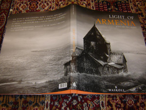 Light of Armenia / La Lumière d'Arménie, English-Armenian Edition / Photobook of Armenia by French Photographer Jean Michel Berts
