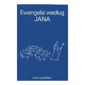 Gospel of John in Polish / Ewangelia Wedlug Jana [Paperback] by Bible Society