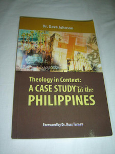 Theology in Context: A Case Study in the Philippines
