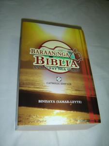 Baraan Nga Biblia: An Maupay Nga Sumat – Binisaya (Samar-Leyte), Catholic Edition / Cebuano Language Holy Bible: The Good News