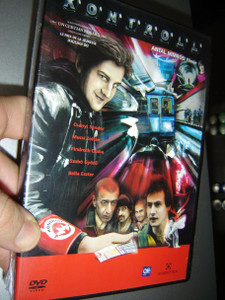 Kontroll / Control: There's No Such Thing As A Free Ride / Kontroll: Jeder Muss Bezahlen [DVD Region 2 PAL]