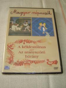 A Kékfestoinas / Az Aranyszoru Bárány – Magar Népmesék (2007) [DVD Region 2 PAL]