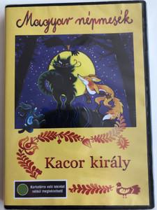Kacor Király – Magyar Népmesék / Hungarian Folk Tales for Children [DVD Region 2 PAL] (5996357370024)